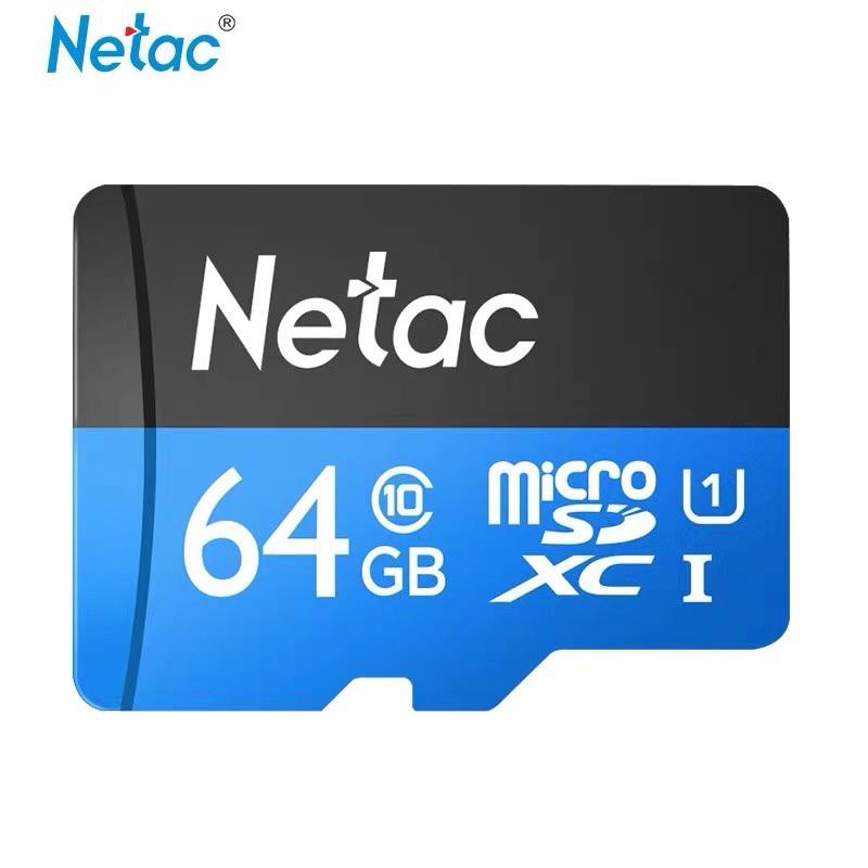 THẺ NHỚ NETAC SDXC 64GB